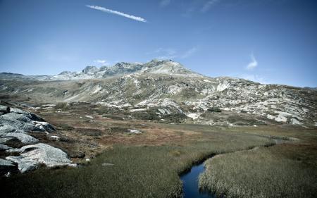 Фотографии река, горы, пейзаж