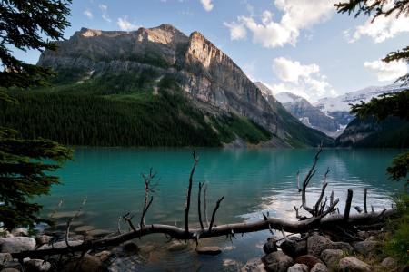 Картинки горы, озеро, природа, пейзаж