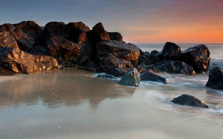 Картинки пейзажи, природа, море, вода