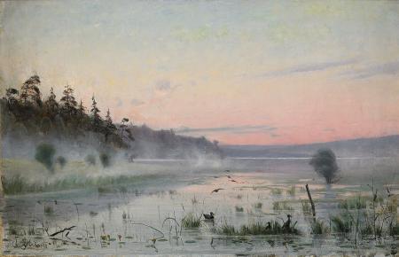Фото Карл Юханссон, CARL JOHANSSON, картина, пейзаж