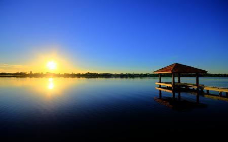 Фото Gold Coast, Australia, Австралия, озеро