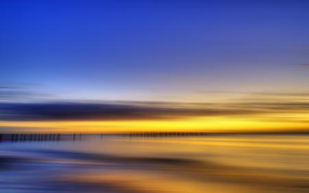Фотографии море, закат, небо, пейзаж