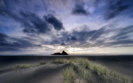 Фотографии море, дюны, пейзаж