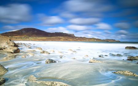 Обои море, берег, пейзаж