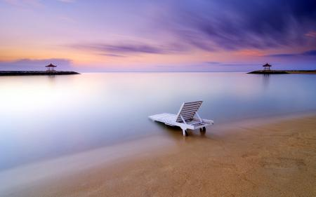 Заставки Seaside Enjoyment, beach, bali, indonesia