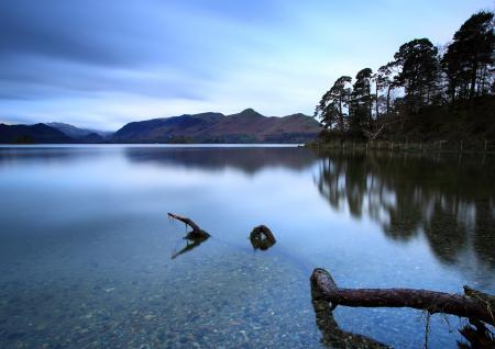 Заставки природа, озеро, камни, дно