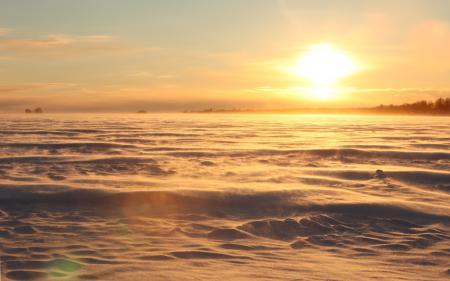 Фото солцне, свет, сияние, закат