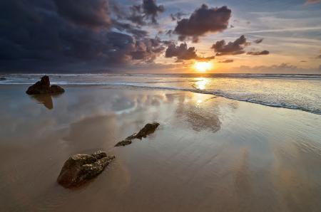 Фото природа, пейзаж, море, песок