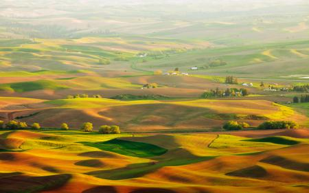 Заставки Природа, поля, ландшафт, вид