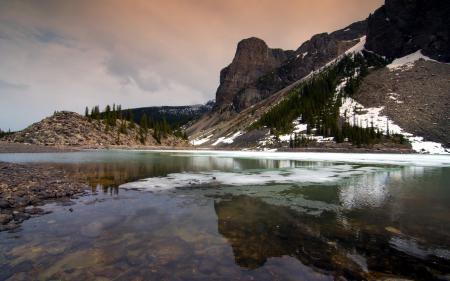 Обои озео, горы, пейзаж