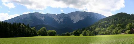 Обои Панорама, Поляна, Трава, Долина