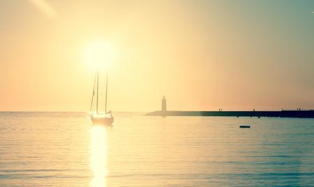 Картинки закат, sunset, mallorca, Майорка