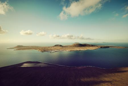 Заставки острова, море, океан, небо