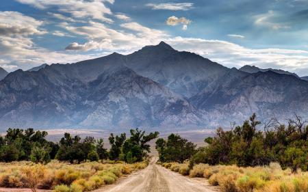 Фотографии дорога, горы, пейзаж
