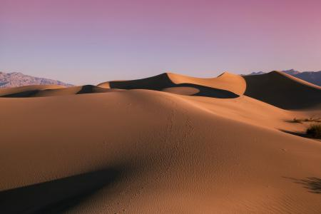 Фотографии пустыня, дюны, песок, пейзаж