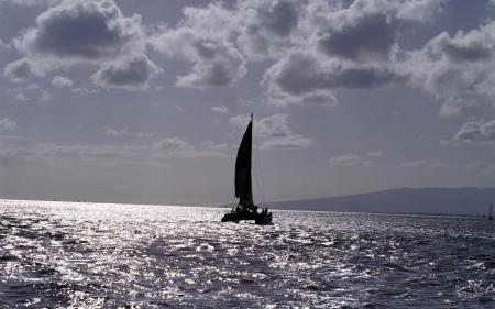 Фото корабль, лодка, парусник, море