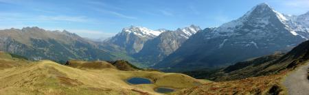 Картинки Пейзаж, Горы, Дорога, Скалы