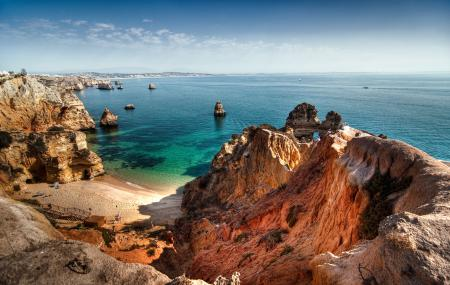 Обои море, скалы, горы, побережье