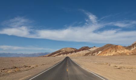 Фотографии пустыня, горы, холмы, дорога