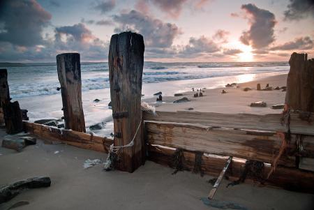 Фотографии пейзаж, море, волны, небо