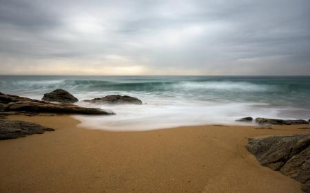 Фотографии пейзажи, фото моря, океан, волна