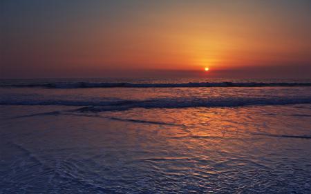 Обои пейзажи, landscape, море, волны