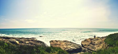 Картинки пейзажи, landscape, море, волны