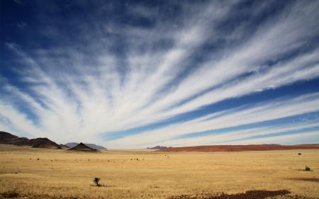 Заставки африка, намибия, небо, пустыня