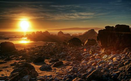 Фотографии природа, пейзаж, закат