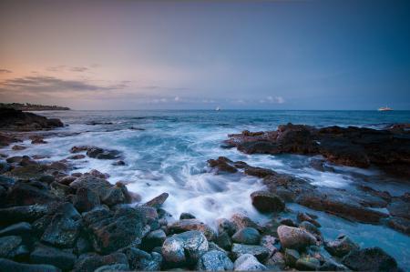 Фото Hawaii, Гавайи, океан, камни