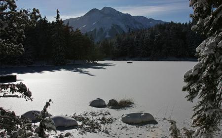 Фото пейзажи, снег, природа, зима