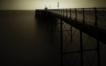 Обои пейзажи, обои, мосты, пирсы