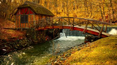 Заставки осенью, природы, пейзаж, реки