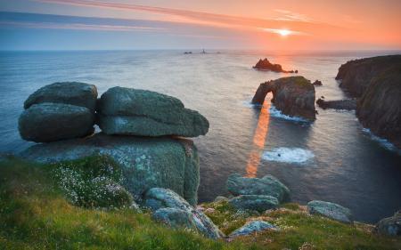 Картинки закаты солнца, заход солнца, солнце, свет