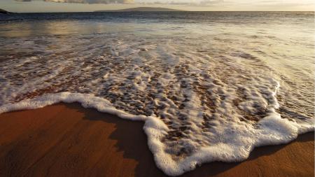 Заставки море, волна, берег, песок