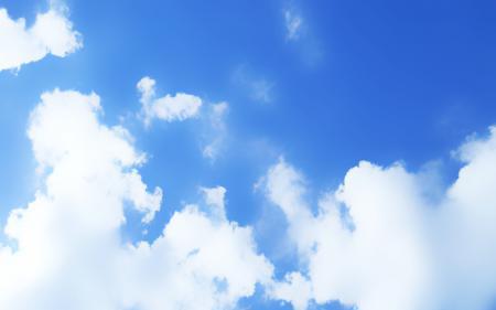 Картинки небо, облака, фон