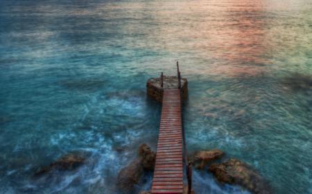Обои пейзажи, берег, побережье, вода