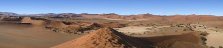 Фото Namibia, Намибия, Пустыня, Барханы