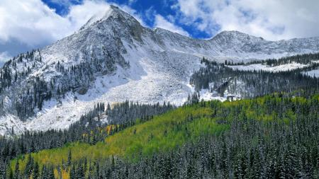 Обои альпы, горы, скалы, высота
