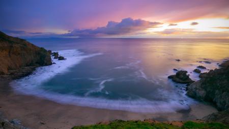 Фотографии Море, берег, пляж, камни