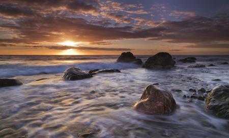 Фото природа, пейзаж, море, небо