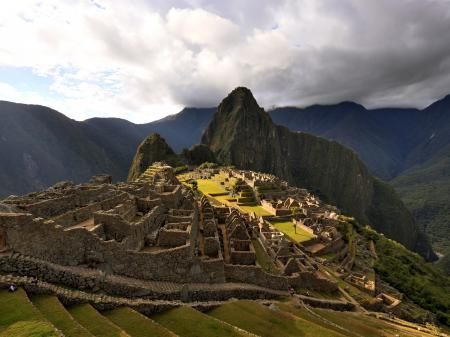 Обои machu picchu, peru, lost city, inca
