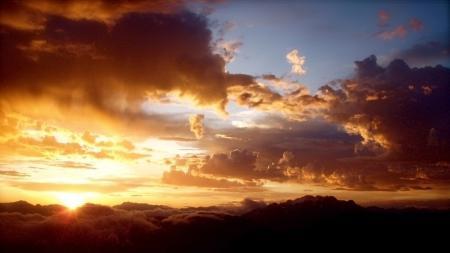 Фотографии Природа, пейзаж, небо, облока