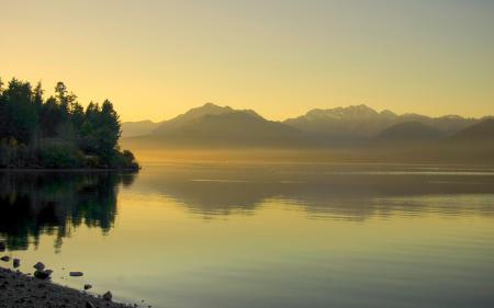 Обои природа, пейзаж, берег, река