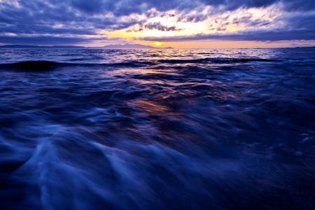 Заставки синее, море, вода, солнце
