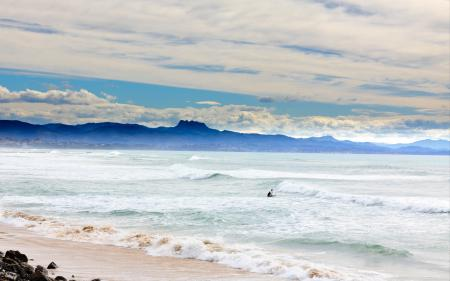 Заставки пляж, берег, море, океан