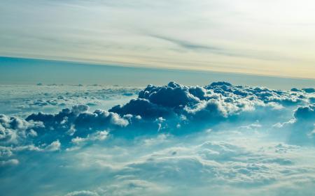 Фотографии небо, лучи, облака, красиво