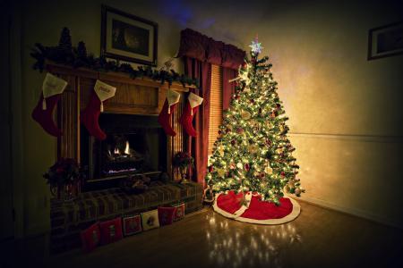 Заставки новый год, праздник, елка, рождество