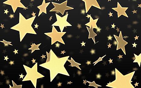 Фотографии золотые звезды, желтые, на праздник