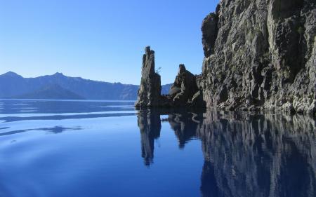 Фото Море, скалы, утёс, вода